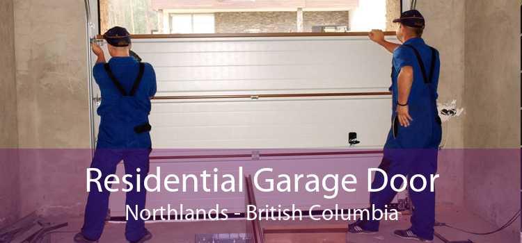 Residential Garage Door Northlands - British Columbia