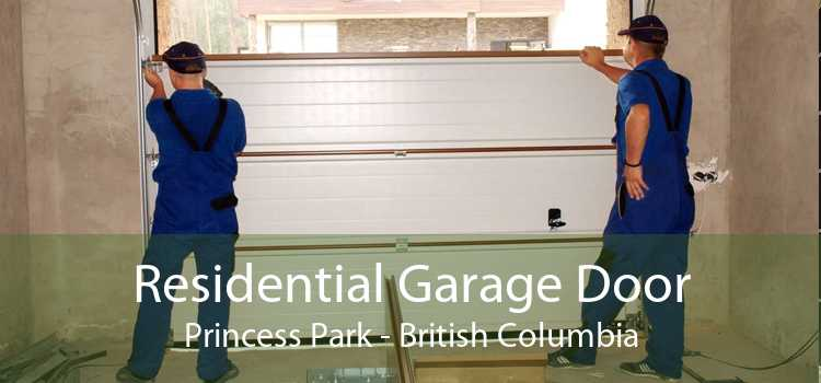 Residential Garage Door Princess Park - British Columbia
