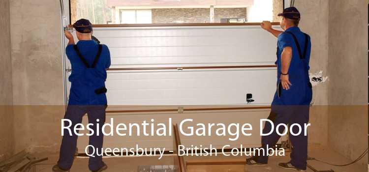 Residential Garage Door Queensbury - British Columbia