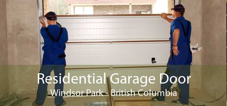 Residential Garage Door Windsor Park - British Columbia
