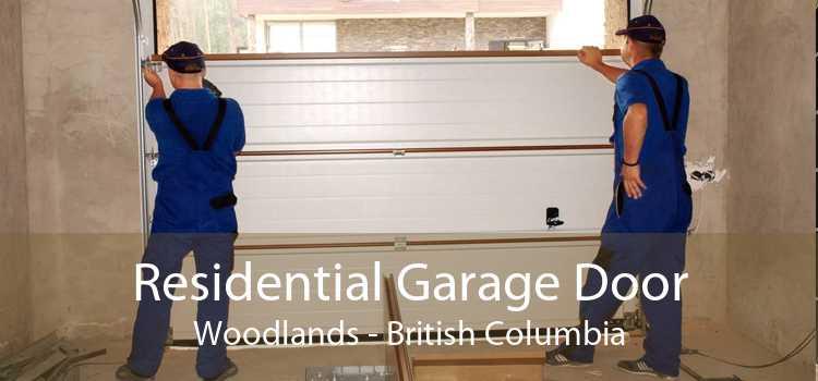 Residential Garage Door Woodlands - British Columbia
