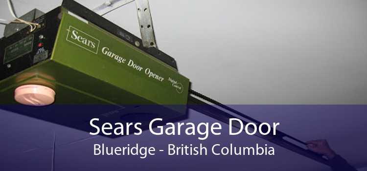 Sears Garage Door Blueridge - British Columbia