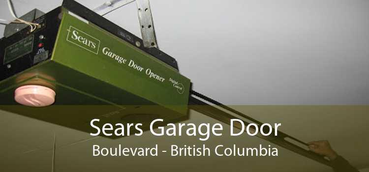 Sears Garage Door Boulevard - British Columbia