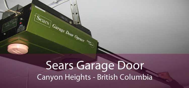 Sears Garage Door Canyon Heights - British Columbia