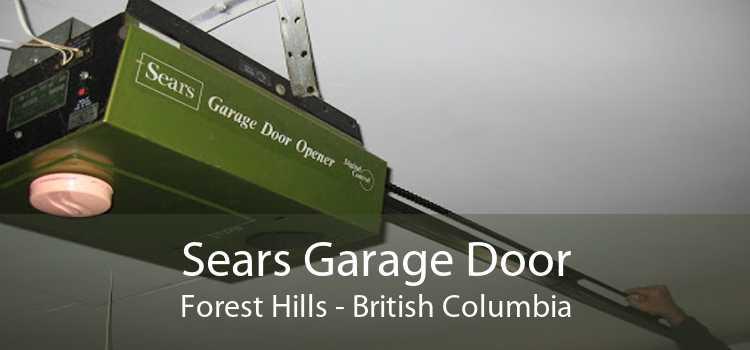 Sears Garage Door Forest Hills - British Columbia