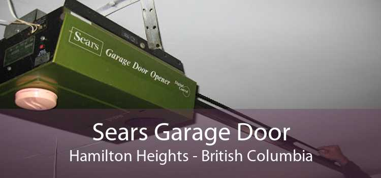 Sears Garage Door Hamilton Heights - British Columbia