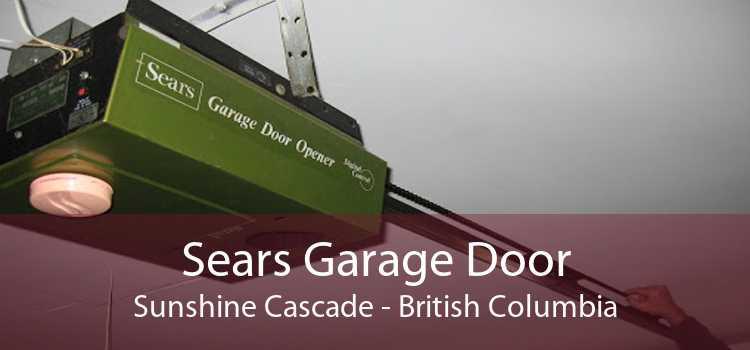 Sears Garage Door Sunshine Cascade - British Columbia