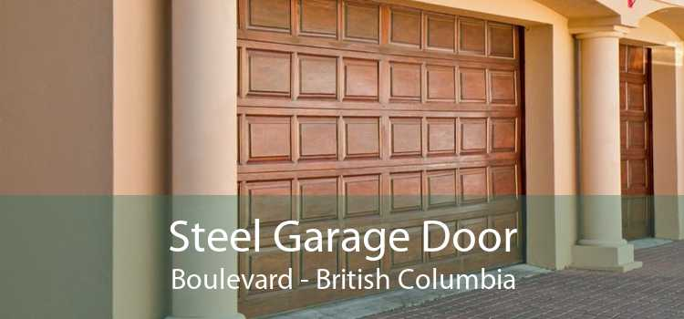 Steel Garage Door Boulevard - British Columbia