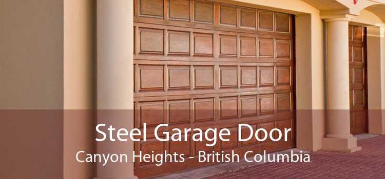 Steel Garage Door Canyon Heights - British Columbia