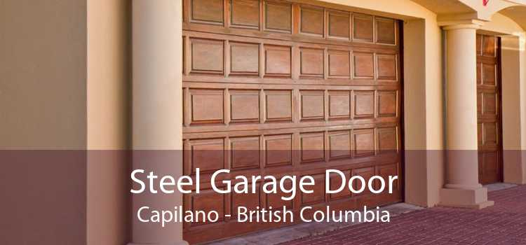 Steel Garage Door Capilano - British Columbia