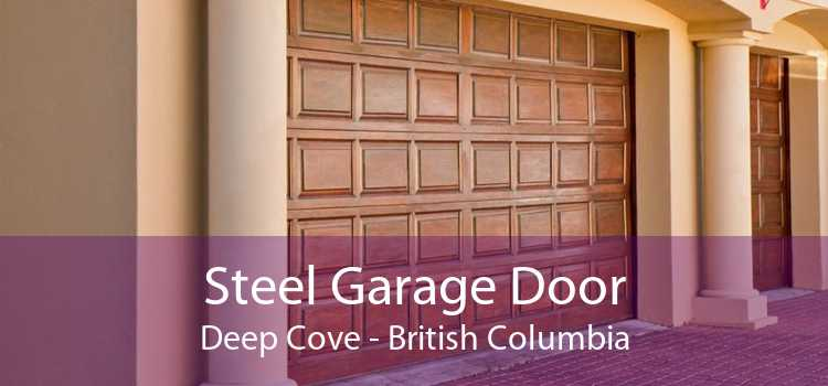 Steel Garage Door Deep Cove - British Columbia