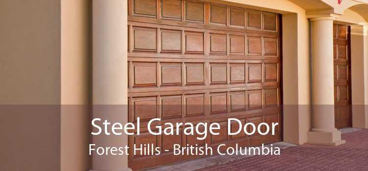 Steel Garage Door Forest Hills - British Columbia