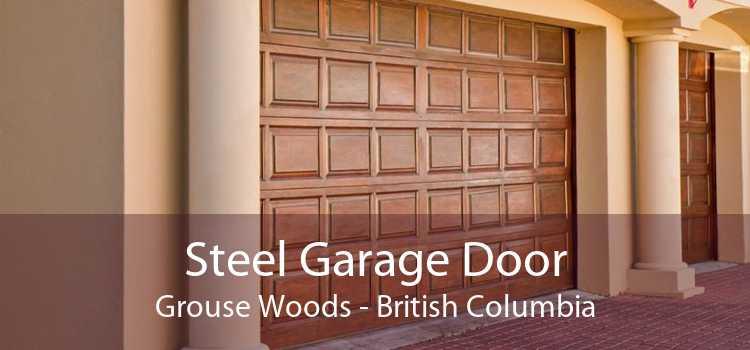Steel Garage Door Grouse Woods - British Columbia