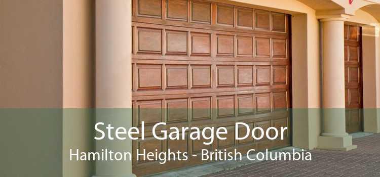 Steel Garage Door Hamilton Heights - British Columbia