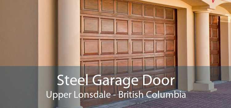 Steel Garage Door Upper Lonsdale - British Columbia