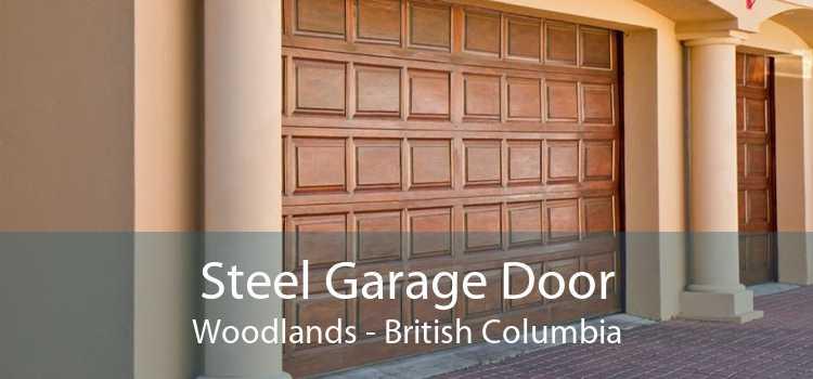 Steel Garage Door Woodlands - British Columbia