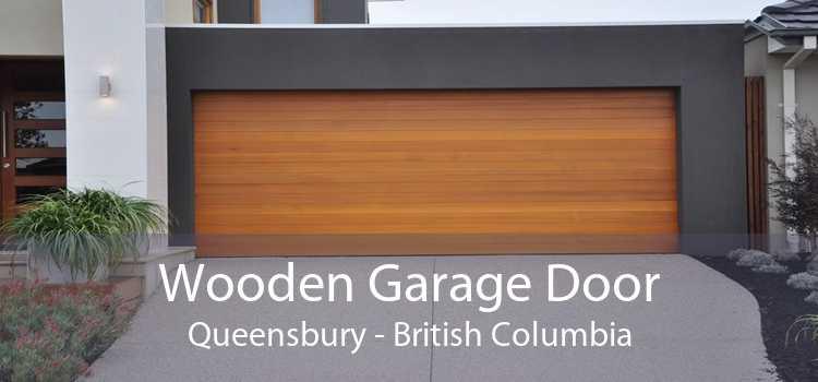 Wooden Garage Door Queensbury - British Columbia